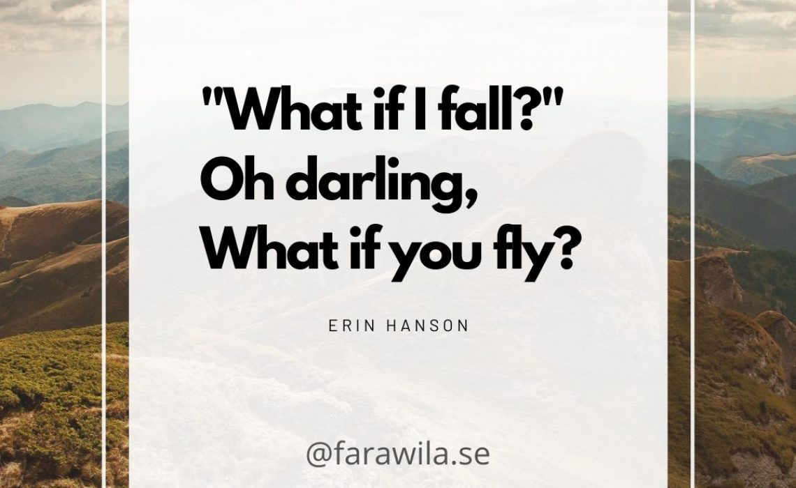 What if I fall OH but my daring
